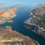 Грузооборот Керченского морского порта - итоги ушедшего 2014-го