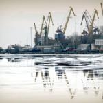 Речные порты Украины — рост грузооборота