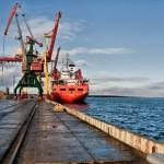 Грузооборот российских портов Азово-Черноморского бассейна в начале года