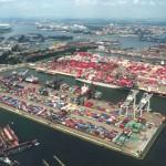 Порт Роттердам - данные за начало года