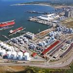 Таллинский порт — «успехи» первого квартала