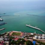 Грузооборот российских портов Азово-Черноморского бассейна вырос в первом квартале