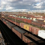 Погрузка на сети РЖД в апреле снизилась на 2% до 99,8 млн тонн