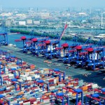 Грузооборот порта Гамбург - данные за квартал