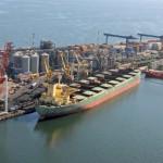 Грузооборот морских портов Украины в январе-апреле 2015 г. вырос на 2,8%