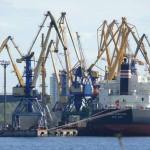 Грузооборот порта Рига за 4 месяца 2015 г. вырос на 4,7%