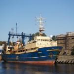 Грузооборот Лиепайского порта за 5 месяцев 2015 г. вырос на 0,2%
