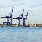 Севастополь занял третье место по обороту контейнеров