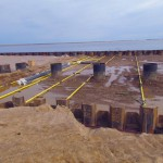Порт «Бронка» начнет работу в сентябре