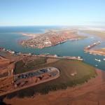 Порт Хедланд - рост грузооборота с начала года