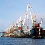Динамика грузооборота украинских морских портов