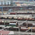 Грузооборот транспорта в России за 6 месяцев 2015 года упал на 2,3%