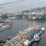 Грузооборот портов Балтийского бассейна РФ за 9 месяцев увеличился на 1,4%