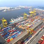 Грузооборот морских портов России за 8 месяцев 2015 года увеличился на 2,6% — до 437,4 млн тонн
