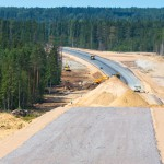 Строительство автодороги от трассы «Нарва» к Усть-Луге будет завершено осенью 2015 года — Максим Соколов