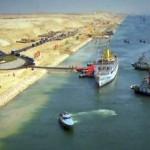 Открытие Нового Суэцкого канала