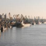 Грузооборот портов стран Прибалтики за 10 месяцев 2016 г. упал на 6,2%