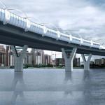 Строительство центрального участка ЗСД Петербурга планируется завершить летом 2016г