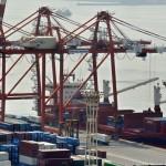 Контейнерооборот крупнейших портов Японии. Итоги полугодия