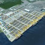 Санкт-Петербург может стать региональным контейнерным перегрузочным узлом ММПК «Бронка»