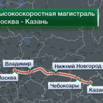 РФ и Китай согласуют строительство ВС ж/д магистрали Москва – Казань до конца года