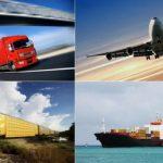 Грузооборот и объем погрузки на всех видах транспорта КНР в январе 2017 г