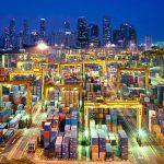 Порты Шанхая и Сингапура преодолели спад
