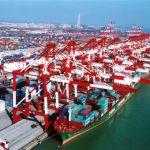 Грузооборот портов КНР по итогам января 2017 года увеличился на 4,8%