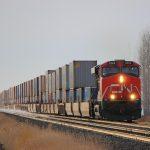 Запущен ускоренный контейнерный поезд из Китая в Екатеринбург