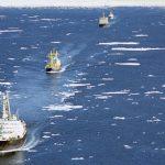 Через Северный морской путь в 2016 г перевезено рекордное количество грузов