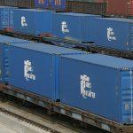 Запущен новый контейнерный поезд из Санкт-Петербурга в Екатеринбург