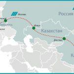 Запущен первый контейнерный поезд из Китая в Лондон