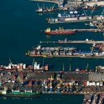 Обзор грузооборота и контейнерооборота морских портов РФ в январе-апреле 2017 года