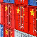 Объем внешней торговли Китая