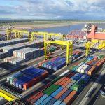 Обзор грузооборота и контейнерооборота морских портов РФ по итогам января-августа 2017 года