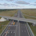 Открыт участок федеральной автодороги Р-23, Дони-Гатчина