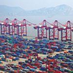 Грузооборот крупнейших портов КНР по итогам января-октября 2017 года увеличился на 7,2%