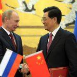 Товарооборот между Россией и Китаем по итогам 2017 года вырос на 20,8%
