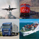 Объем погрузки и грузооборот транспорта КНР по итогам 2017 года